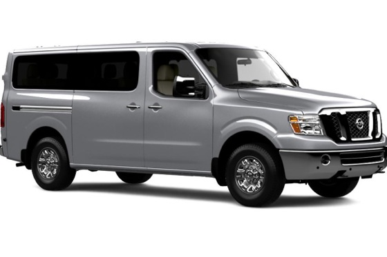 Nissan Prices NV Full-Size Passenger Van