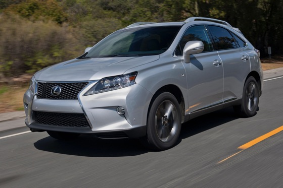 Lexus Prices 2013 GS 450h and RX featured image large thumb0
