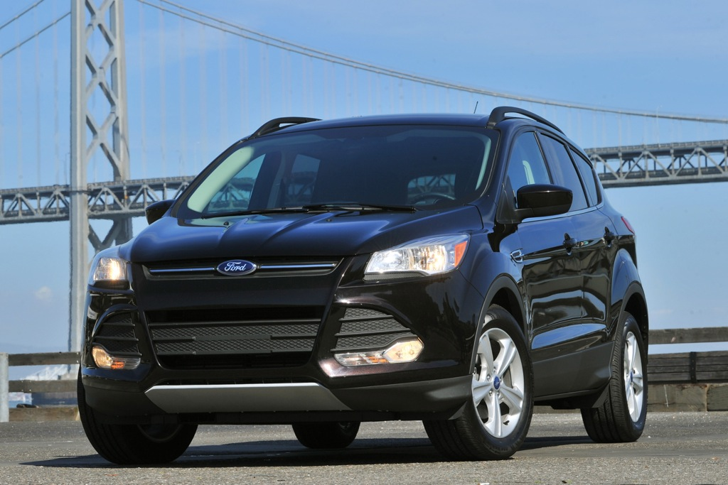 EPA Announced Redesigned Ford Escape's MPG