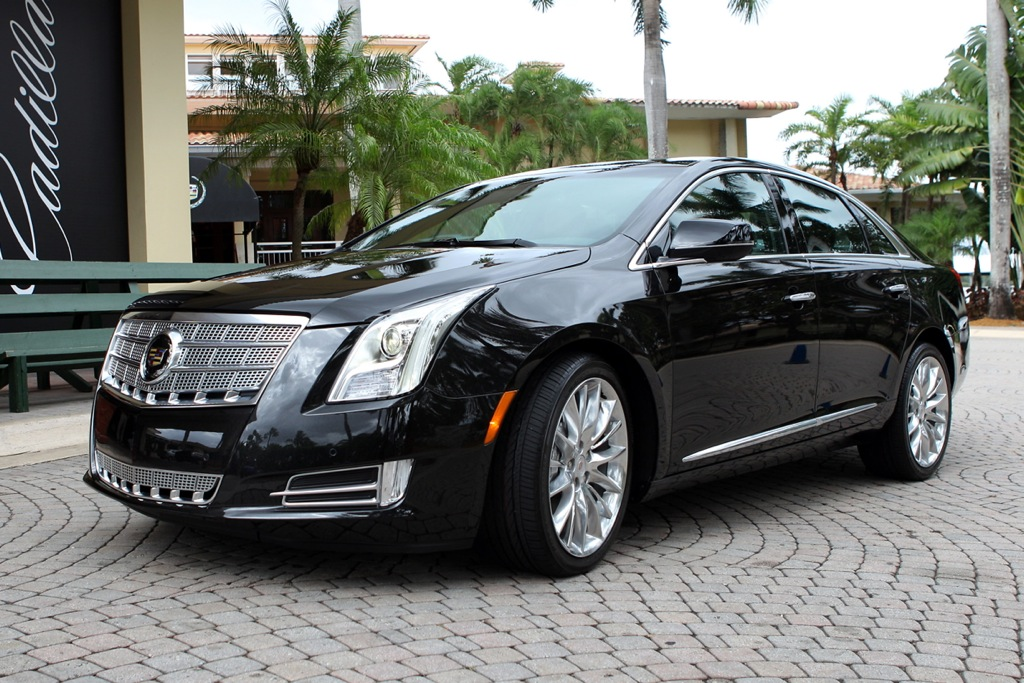 Cadillac to Throw In a Free iPad with XTS Purchase