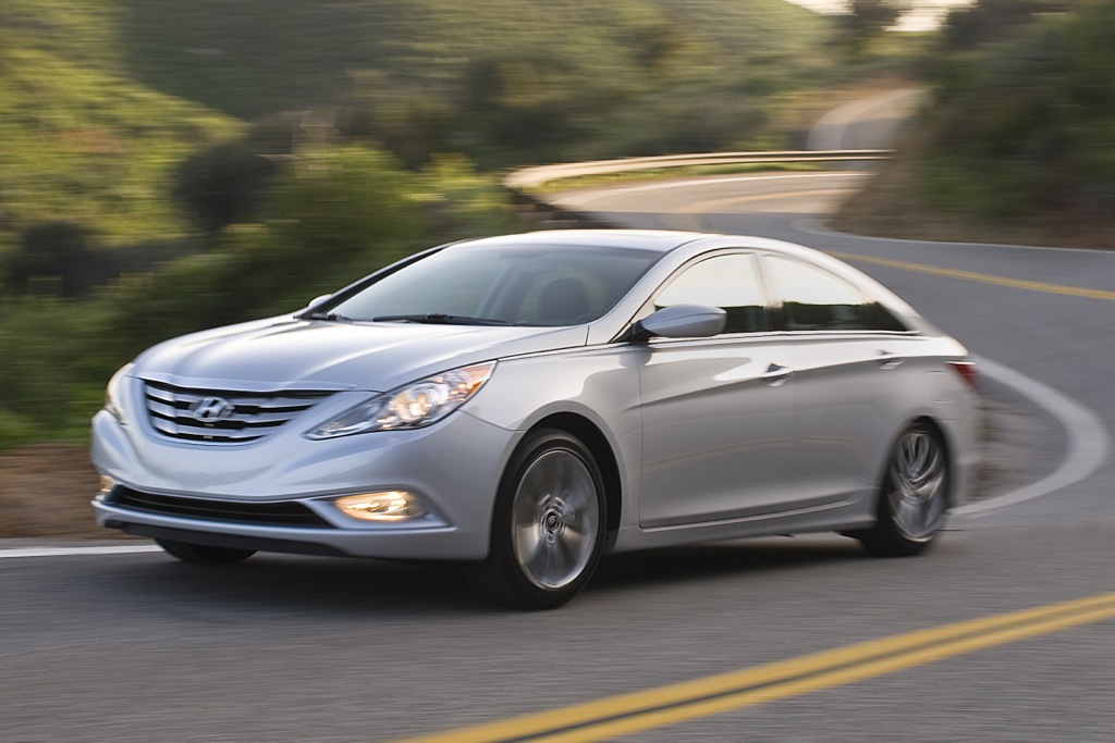Hyundai Sonata to Get Updates for 2013