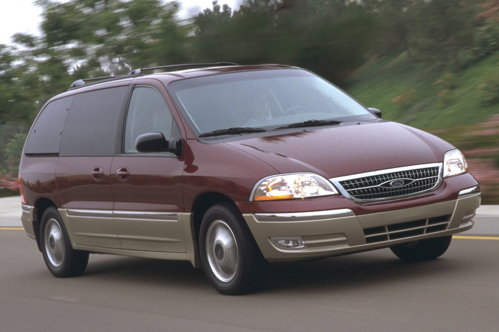 Ford Adds 27,000 Windstars to Widespread Recall