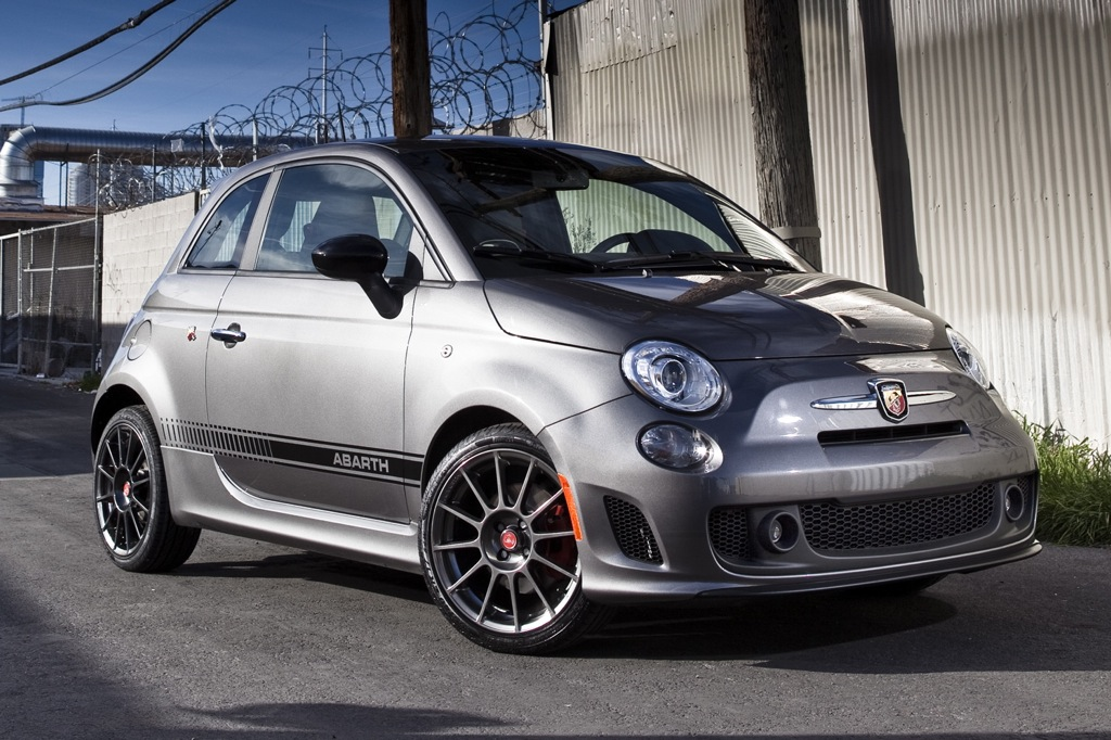 FIAT Sells Out of High-Performance Abarth Model