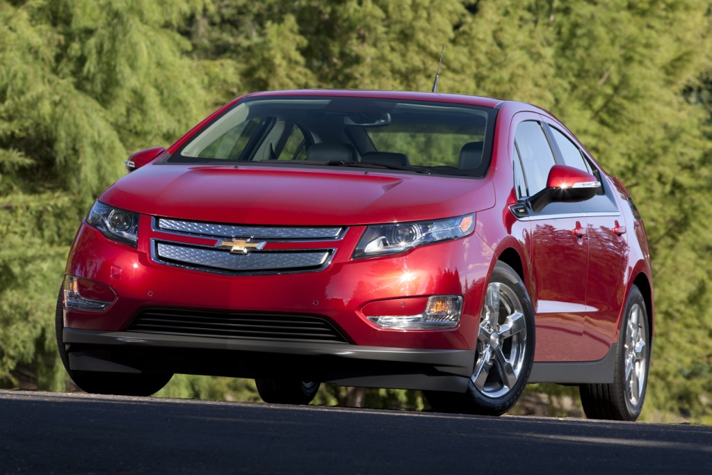 2013 Chevrolet Volt to Add Range and Fuel Economy