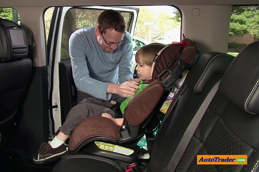 LATCH Child Seat System Not Working for Parents - Video