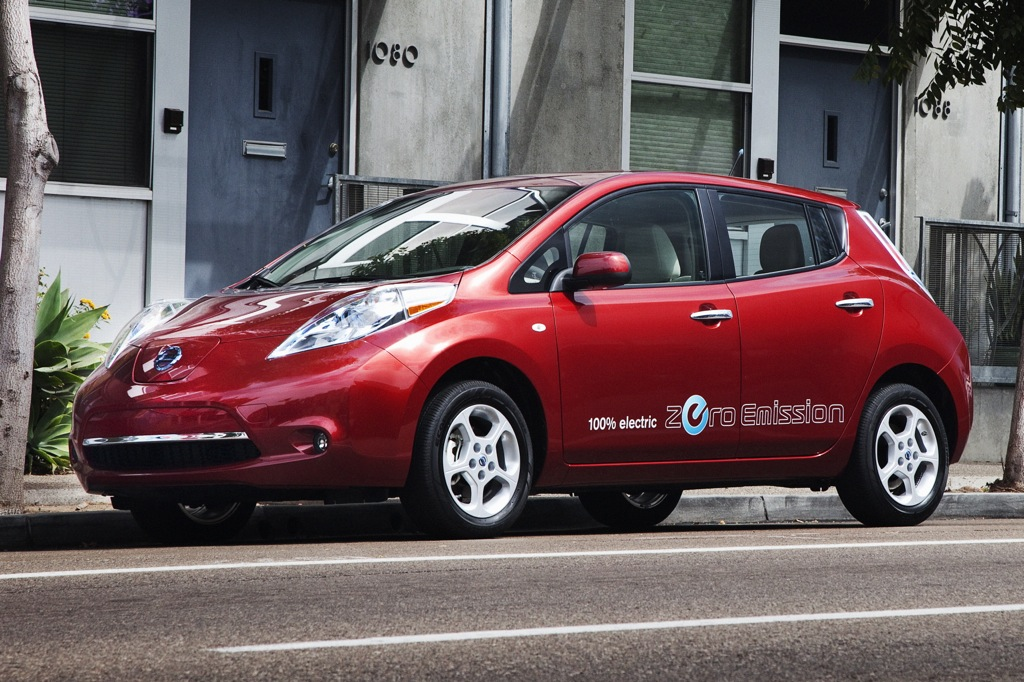 Nissan Aims For Affordable Electric Cars With New Leases