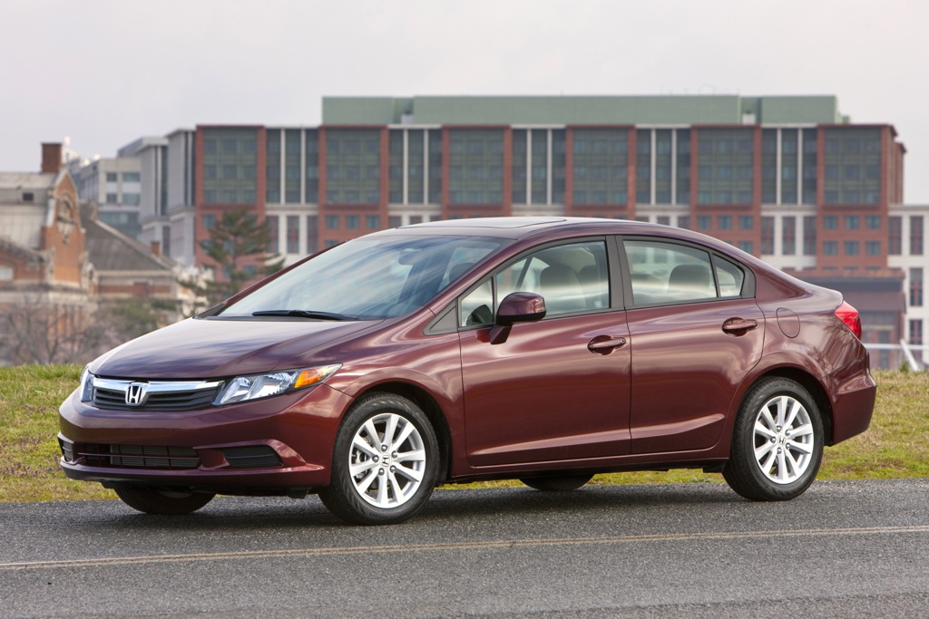 Honda Recalls 2012 Civic
