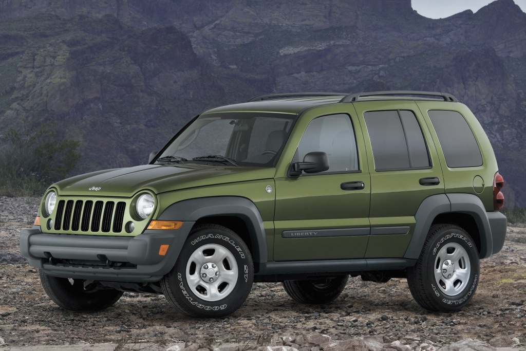 Jeep Adds 137,000 Liberty SUVs to Recall