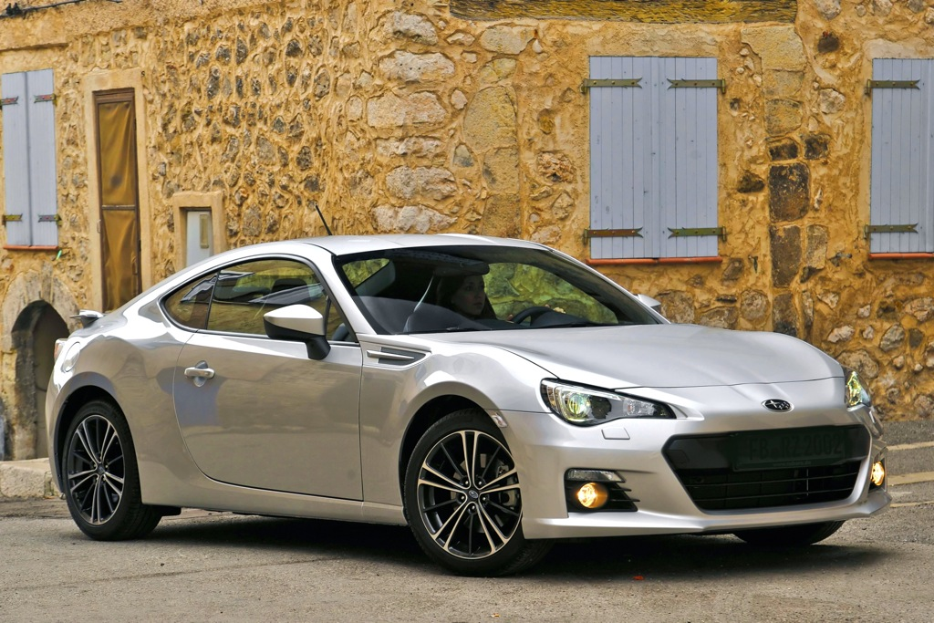 Scion FR-S and Subaru BRZ Recalled over Owner's Manual Error