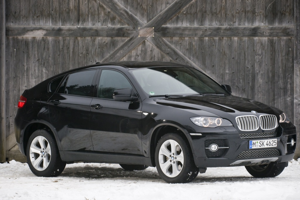 BMW Recalls X5 and X6 SUVs