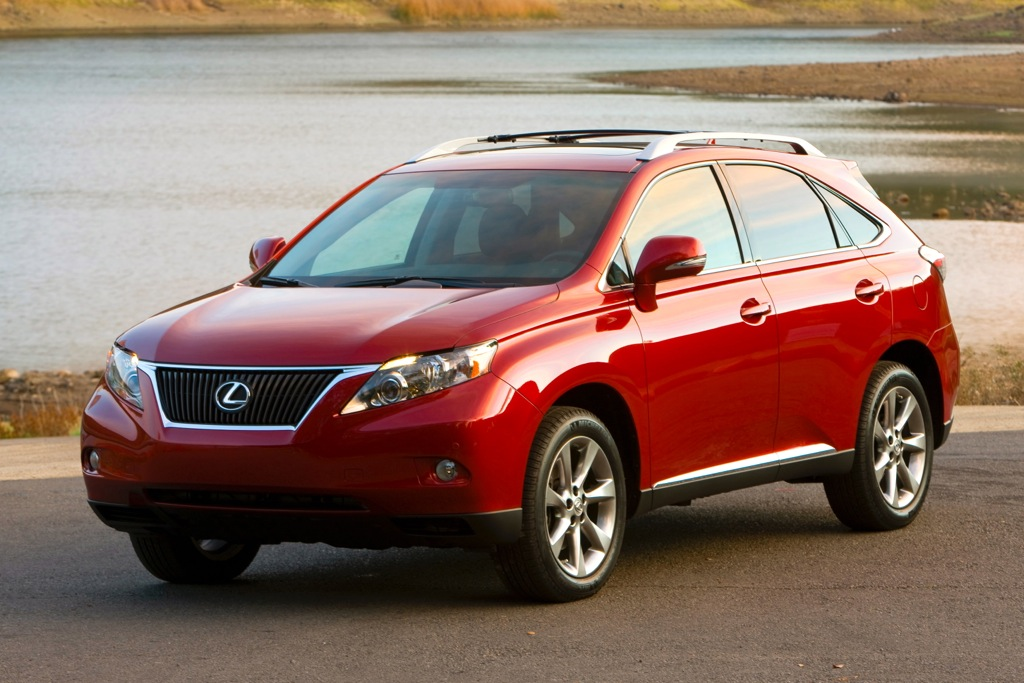 Lexus Recalls 2010 RX Models