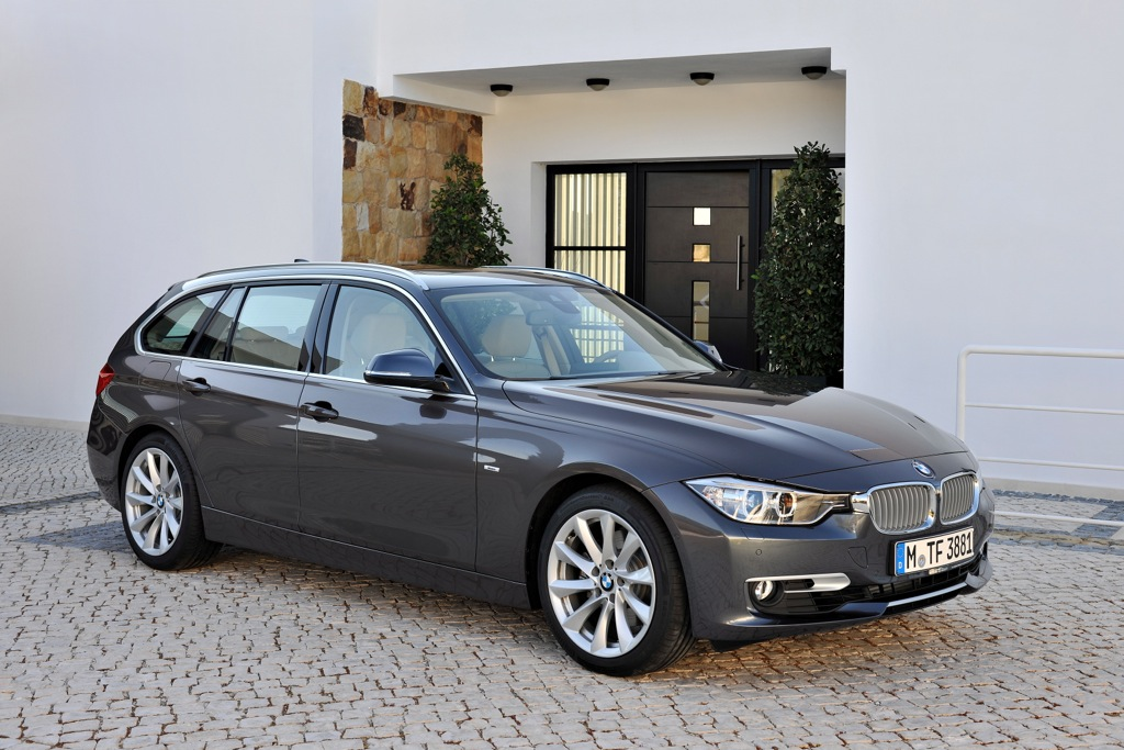 All-New 2013 BMW 3 Series Wagon Bound for US
