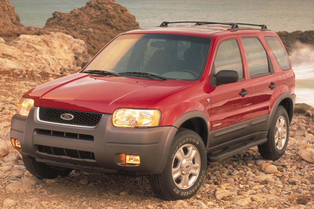 Ford and Mazda Recalling Escape, Tribute SUVs