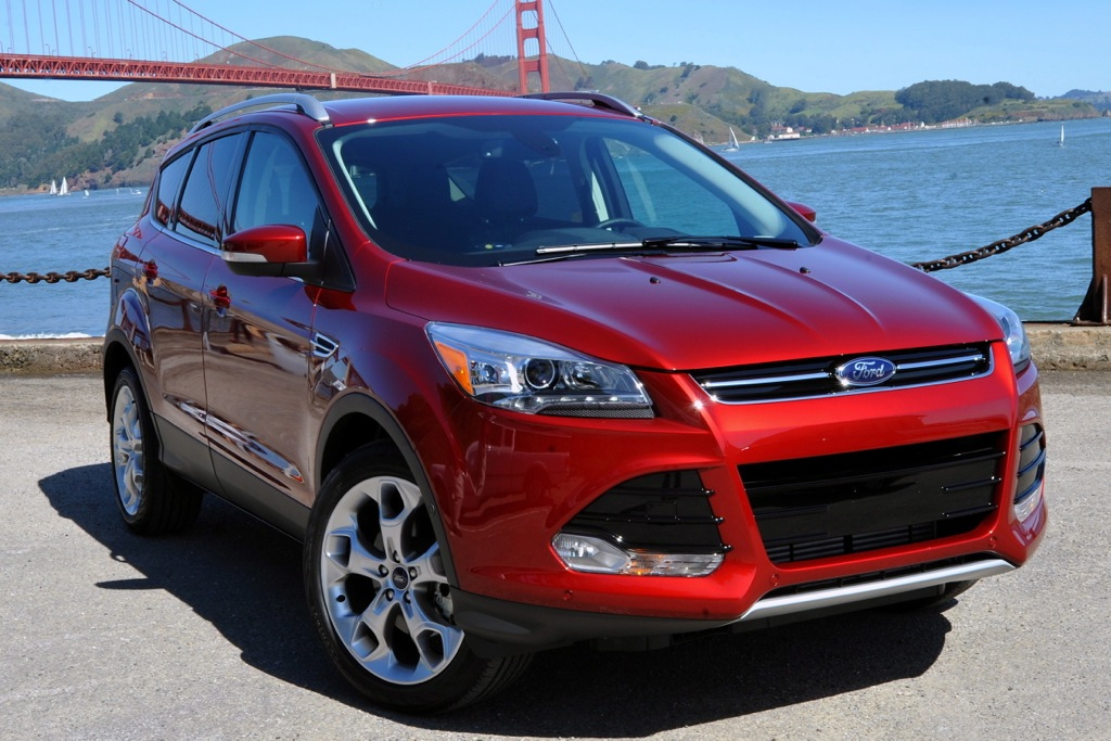 Ford Recalls 2013 Escape SUVs