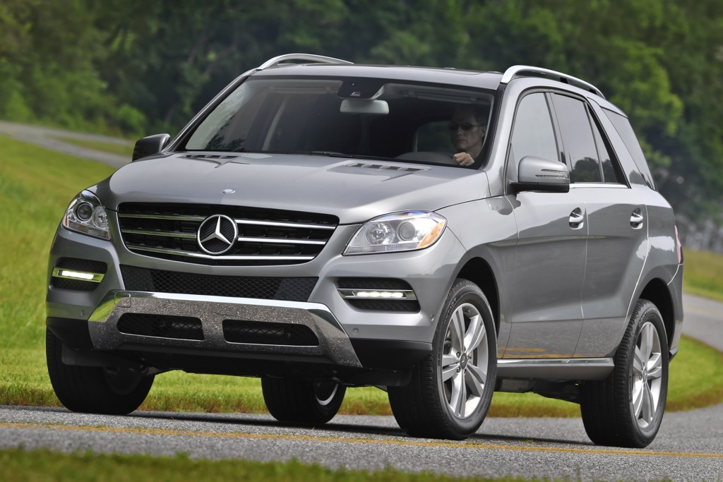 Latest Mercedes M-Class Models Recalled