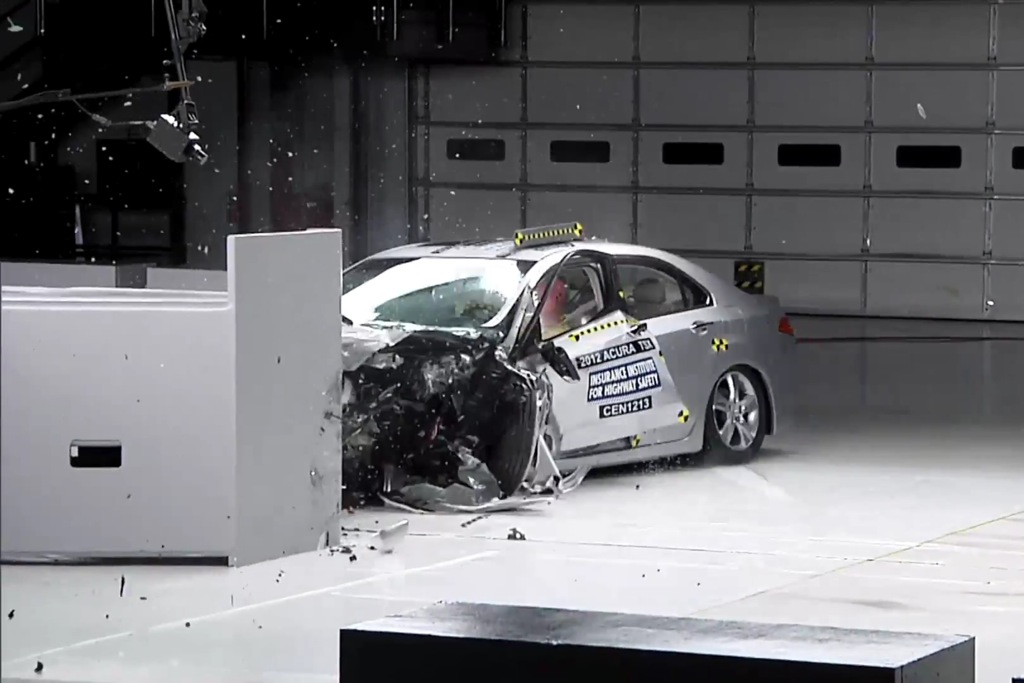 Better Car Safety through Tougher Crash Tests