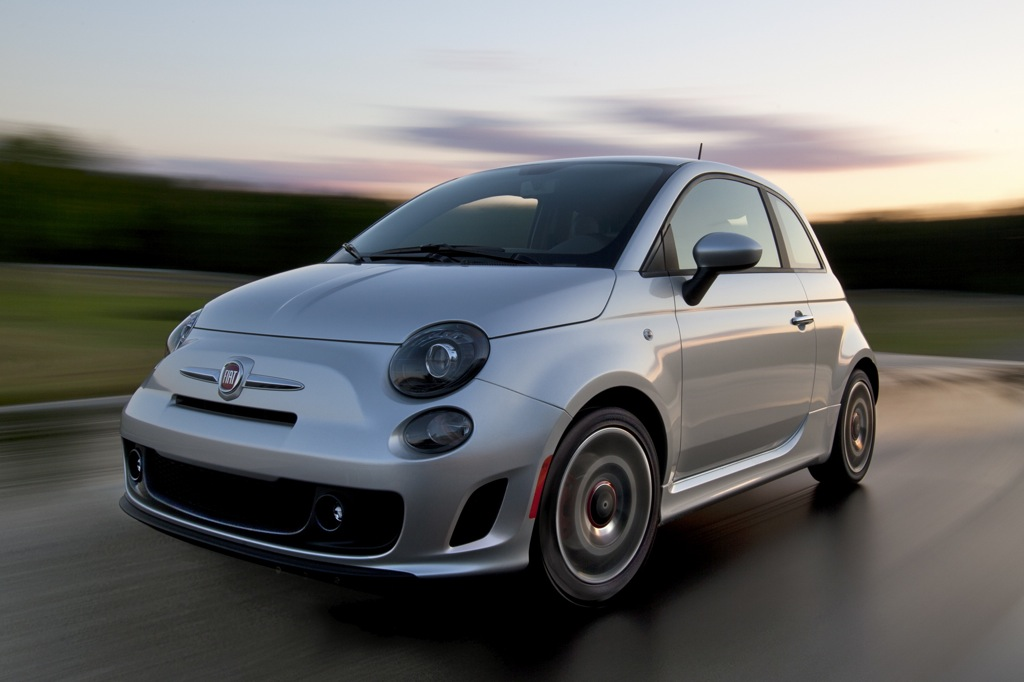 New Fiat 500 Turbo Priced Under $20,000