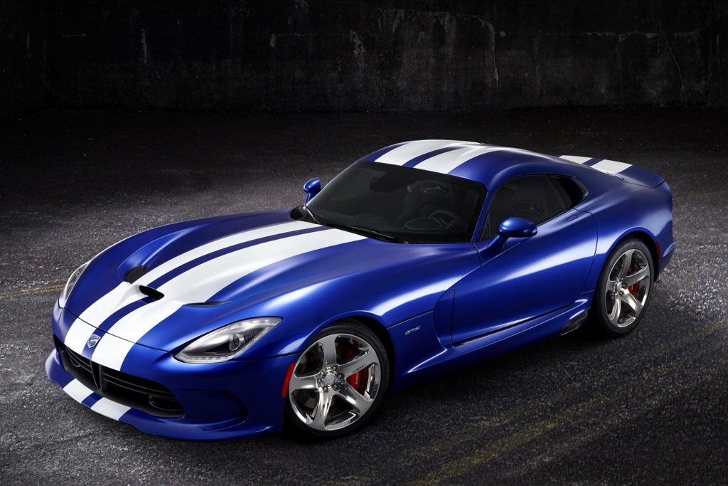 SRT Viper Makes First Pebble Beach Appearance