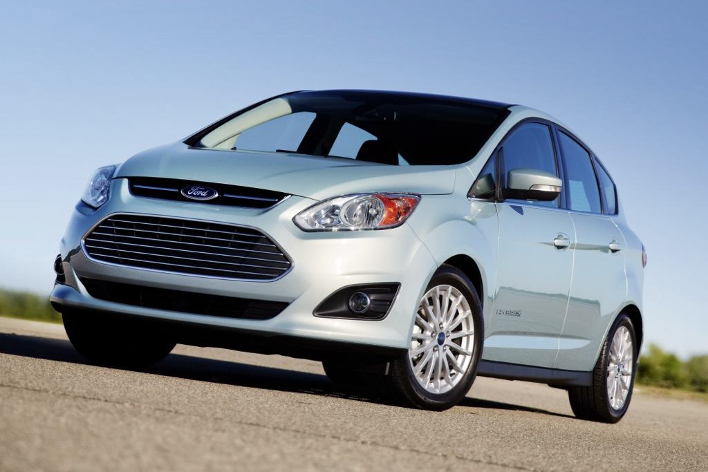 Ford C-MAX Hybrid Rated at 47 mpg across the Board