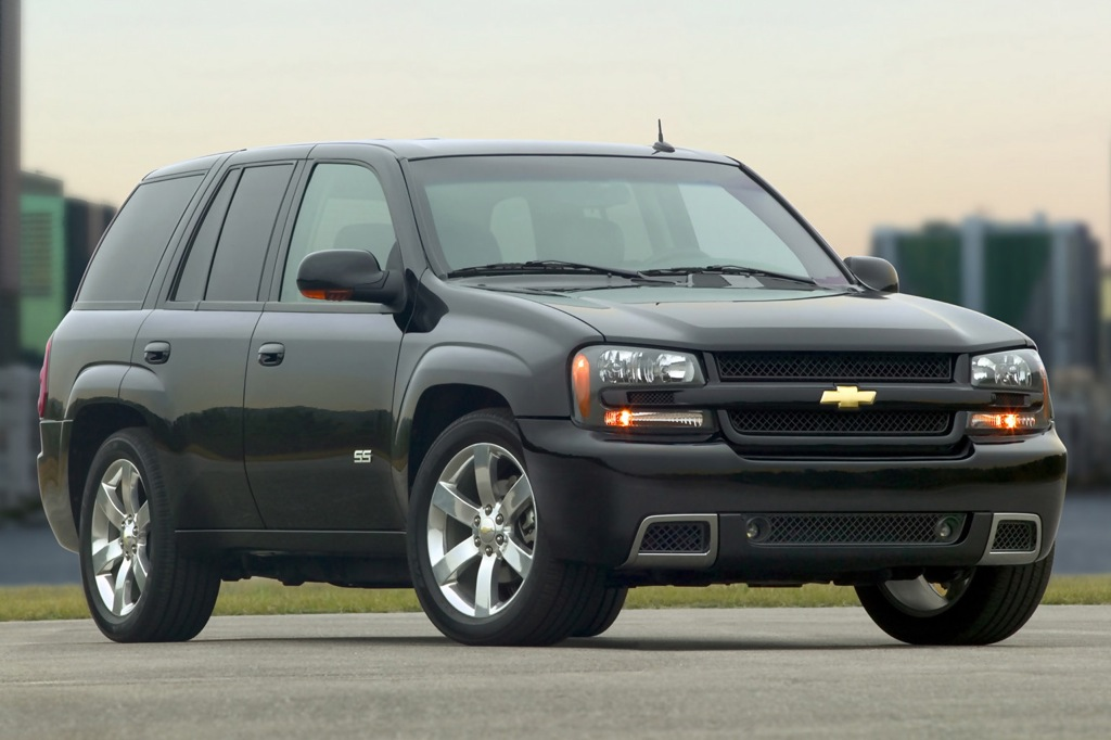 Chevrolet Trailblazer Among Recalled GM-Built SUVs