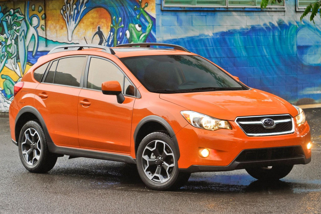 2013 Subaru XV Crosstrek Priced Under $22,000