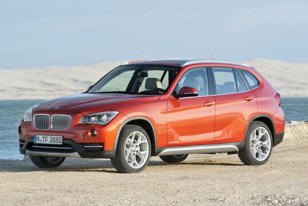 2013 BMW X1 Rated at 34 Miles Per Gallon