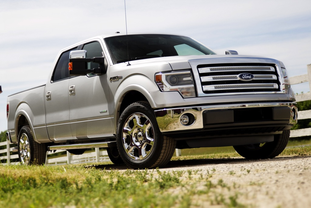 2013 Ford F-150 Pricing Announced