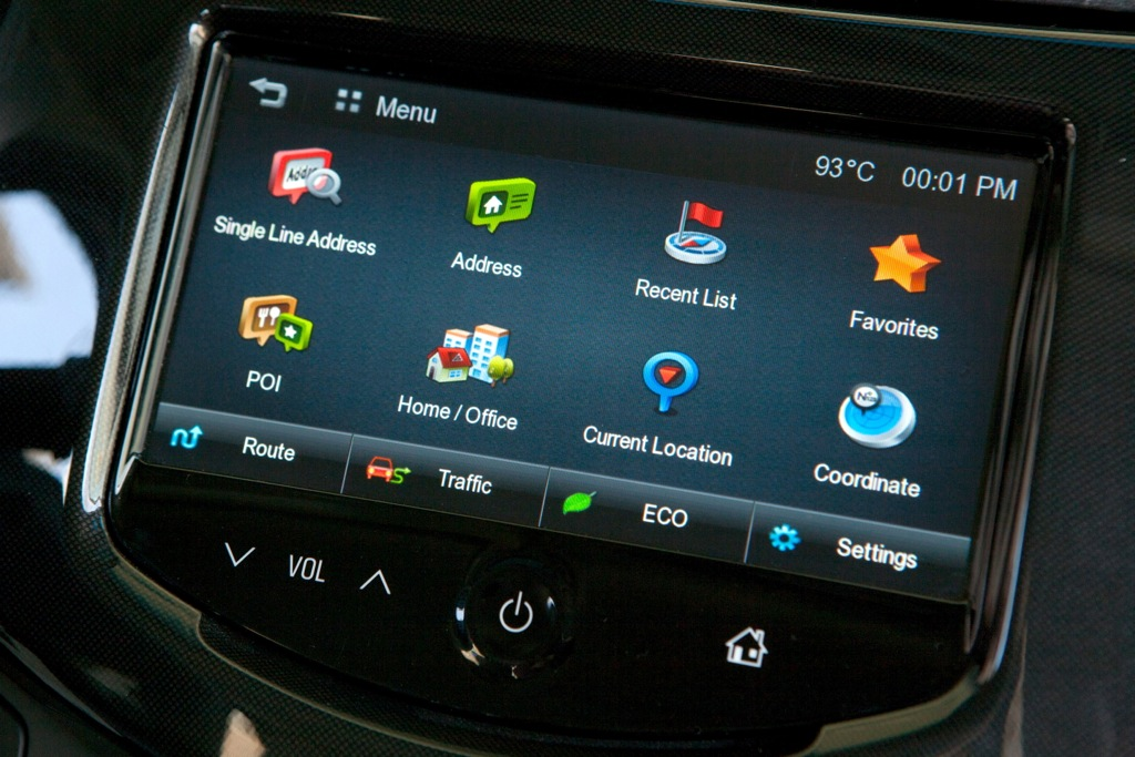 Chevrolet Adds TuneIn Radio to MyLink
