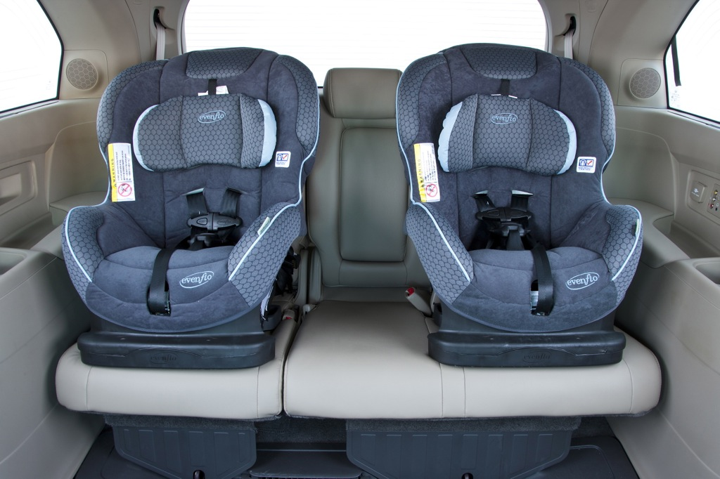 Car Seat Safety Checks Key for Car Buyers