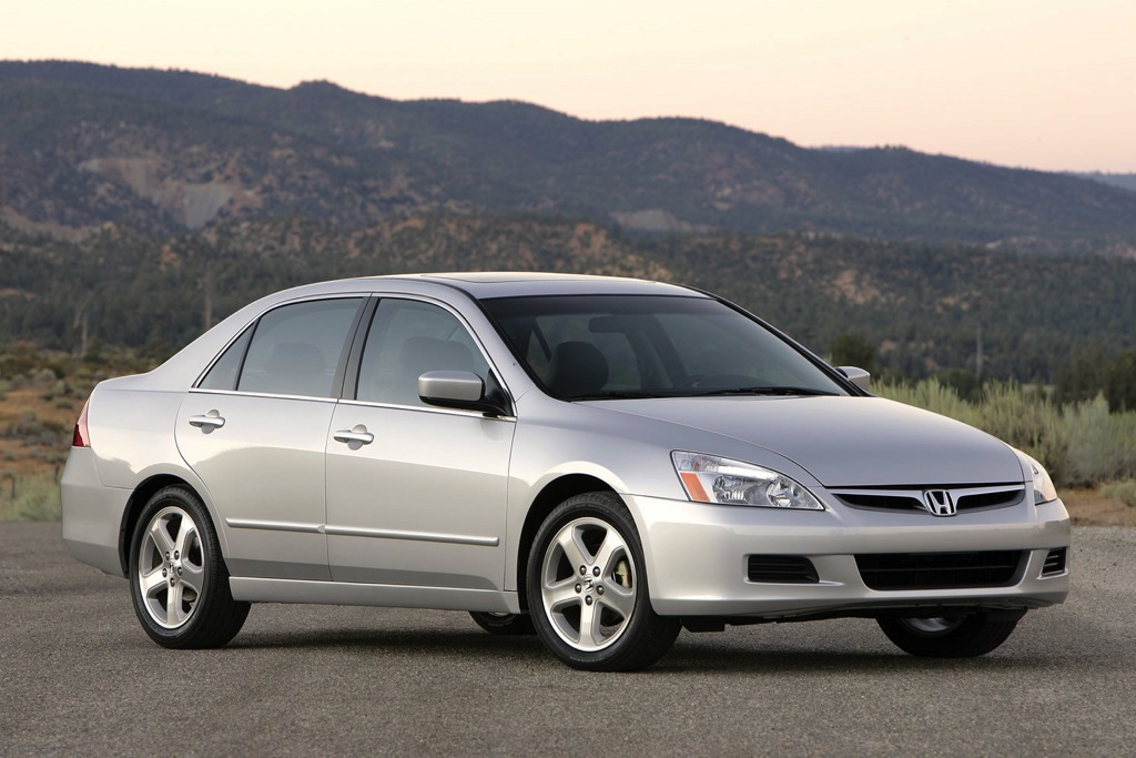 Honda Recalls V6-Powered Accords