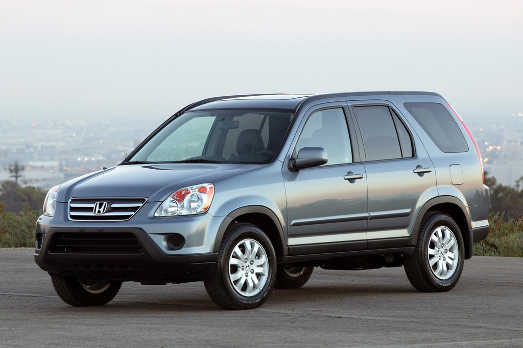 Honda Recalls 2002-2006 CR-V