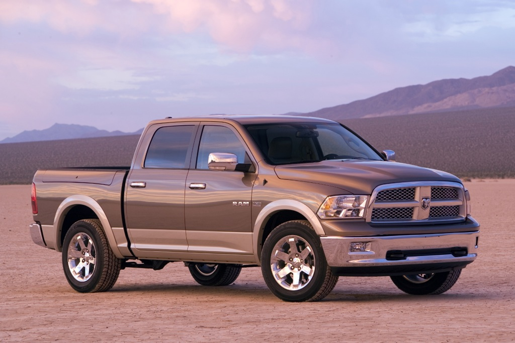 Dodge Recalls 2009-2010 Ram 1500 and Dakota