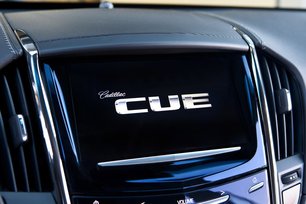 2013 Cadillac SRX Adds CUE Technology to Rear Seat Entertainment