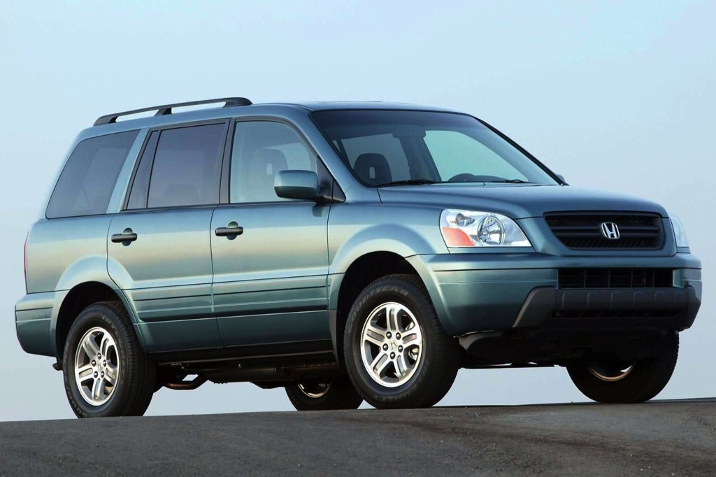 Honda Pilot, Civic Headlights Subject of Latest Honda Recall