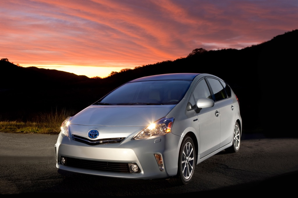 Toyota Prius Adds Design-Oriented Special Edition