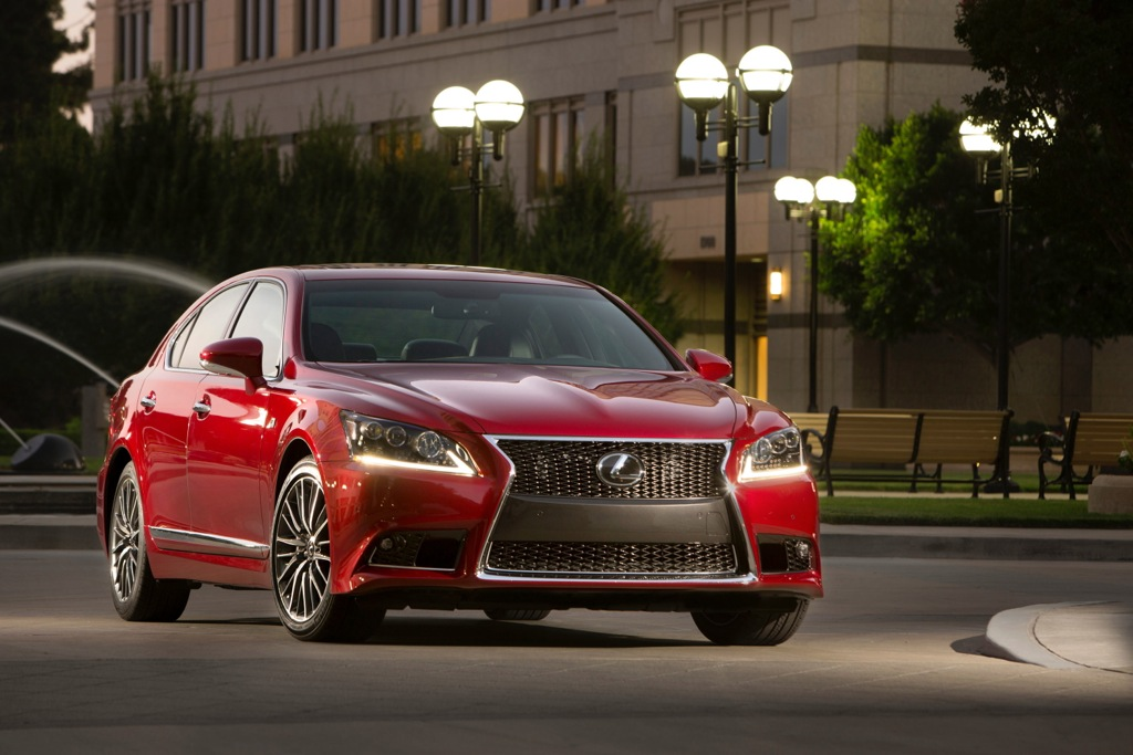 2013 Lexus LS 460 F Sport to Start at $82,885
