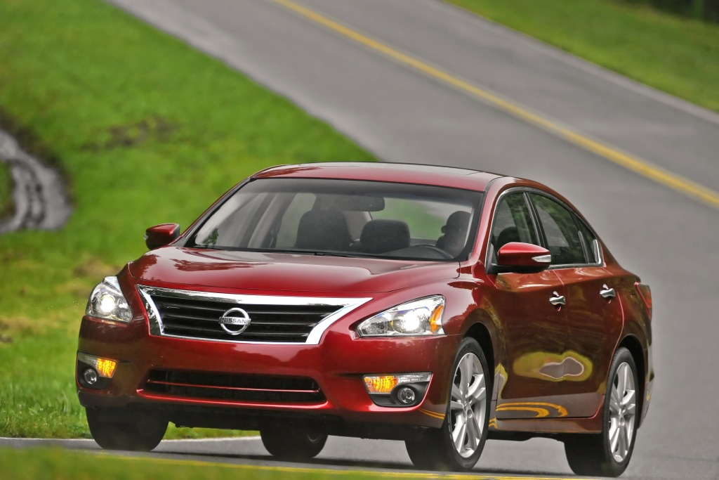 Nissan Recalls 2012-2013 Altima