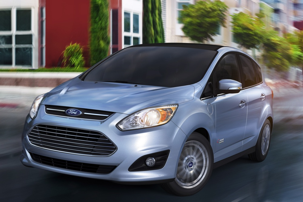 Ford C-MAX Energi Qualifies for Tax Credits