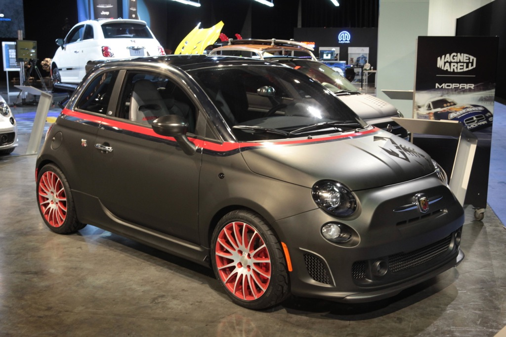 New Program Lets Owners Create a Custom FIAT 500