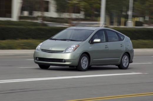 New Toyota Recall Affects 2004-2009 Prius Steering