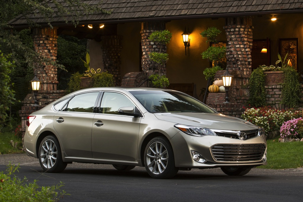 All-New 2013 Toyota Avalon Pricing Announced