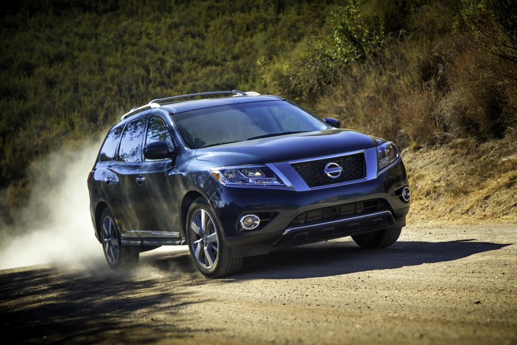 2013 Nissan Pathfinder Pricing Announced