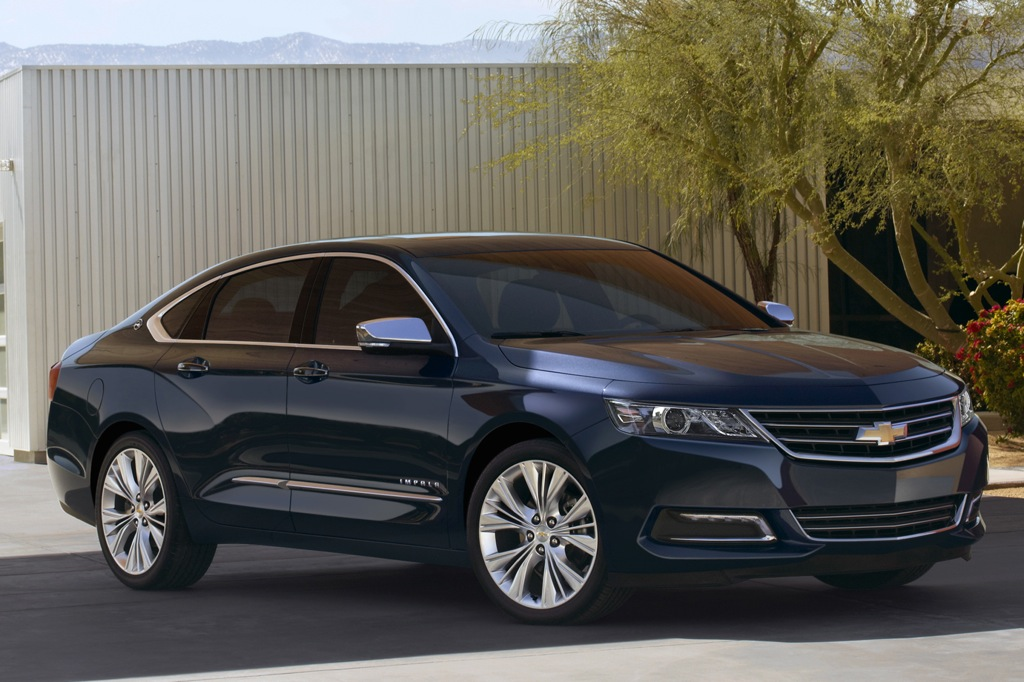 2014 Chevrolet Impala Pricing Announced