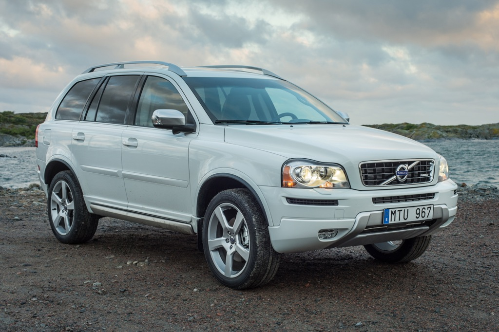 All-New Volvo XC90 Coming in 2014