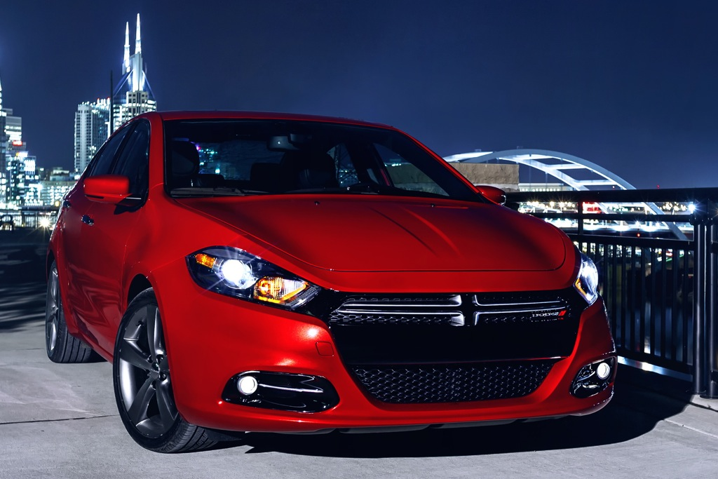 Dodge Dart Registry is Crowd Funding for a New Car