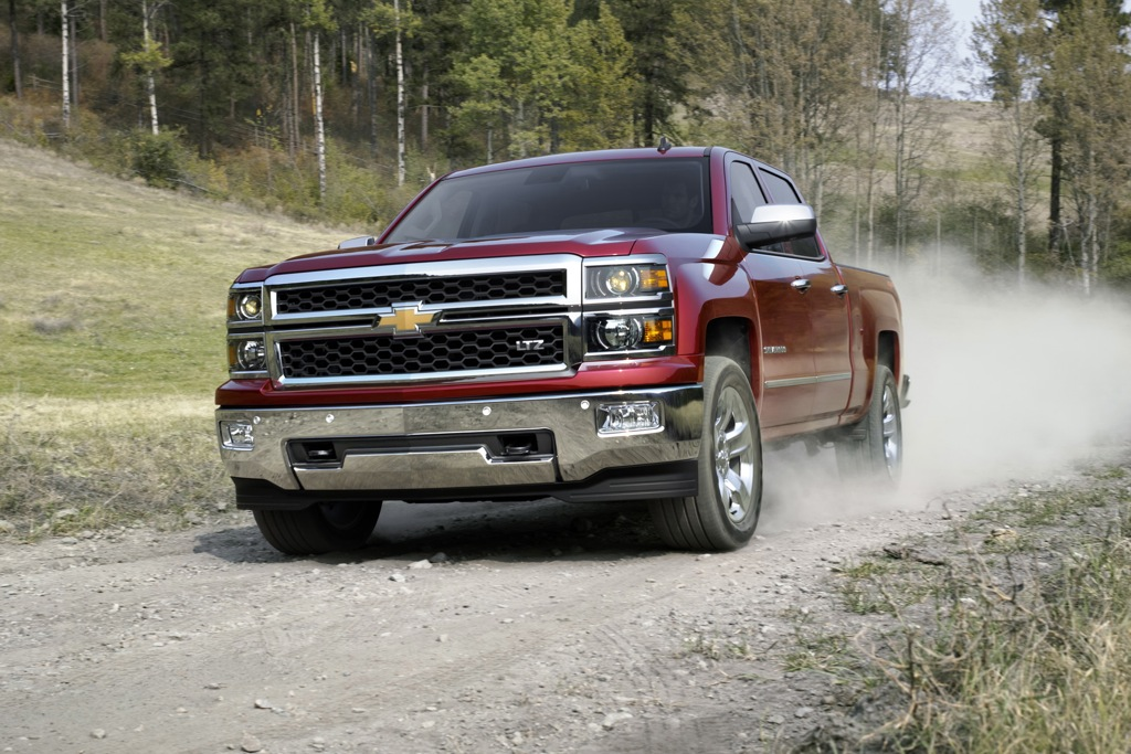 2014 Chevrolet Silverado Configurator Now Available