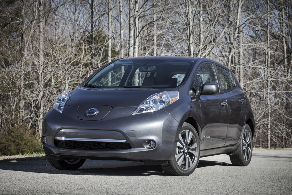 2013 Nissan Leaf Gets New Battery Warranty