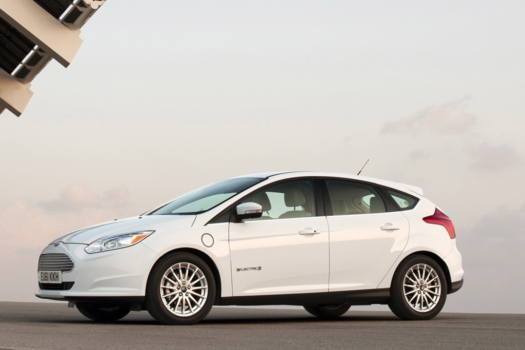 Ford Focus EV Offers Major February Incentives