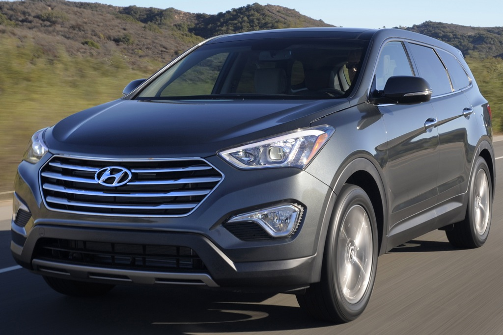 2013 Hyundai Santa Fe to Start at $29,195