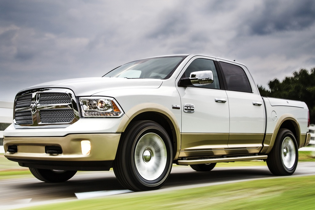 2014 Ram 1500 Offers Diesel Option